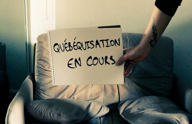 quebequisation
