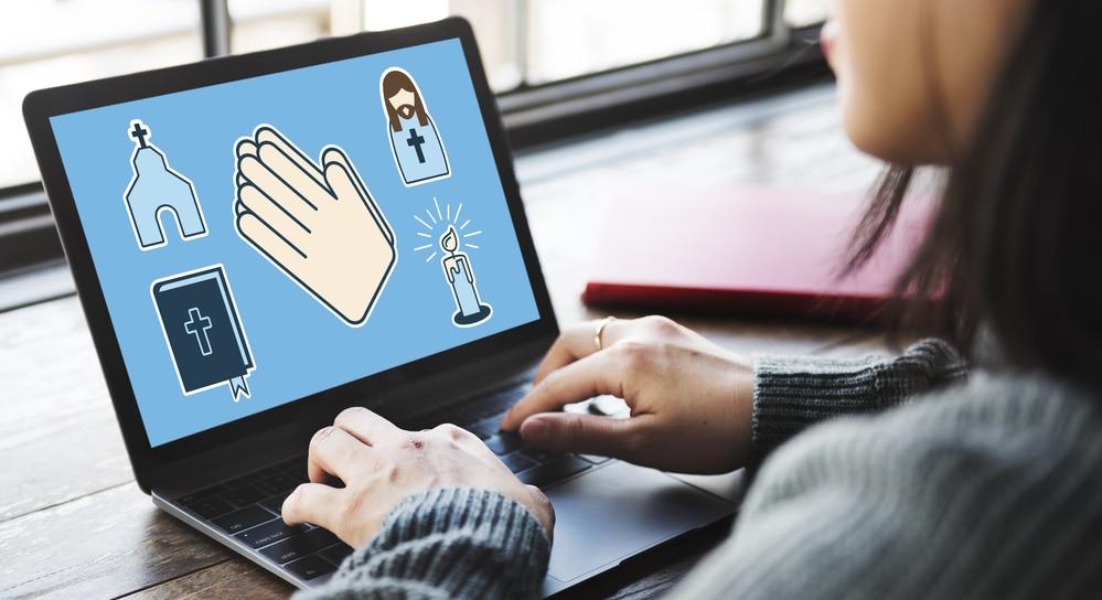 How to spread the gospel online