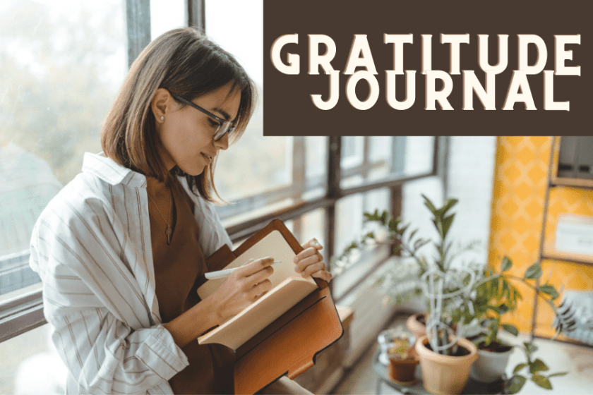 how to use the gratitude journal