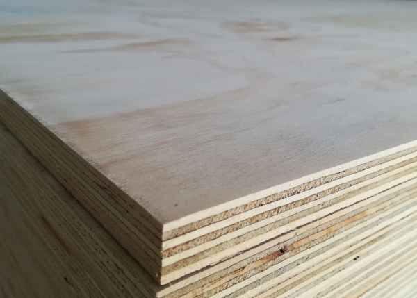 Tablero contrachapado plywood