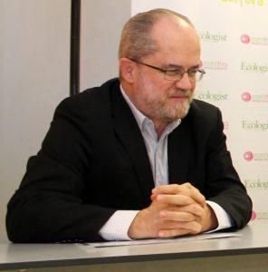 Ricardo Colmenares, Director de la Fundación TRIODOS