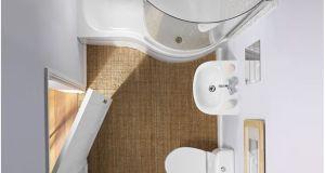 diseño de baño pequeño