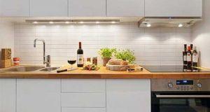 ganar espacio cocina pequeña