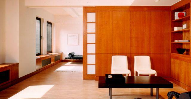 dividir ambientes con puertas