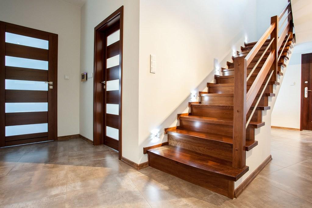 Ile kosztują schody drewniane