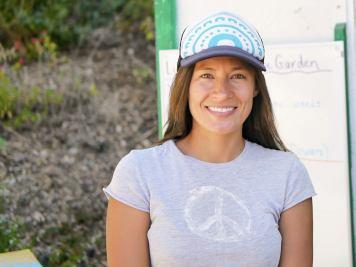 Leah Ingram   Outdoor Classroom / Madera Garden Instructor