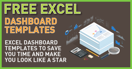 Free Excel Dashboards@3x