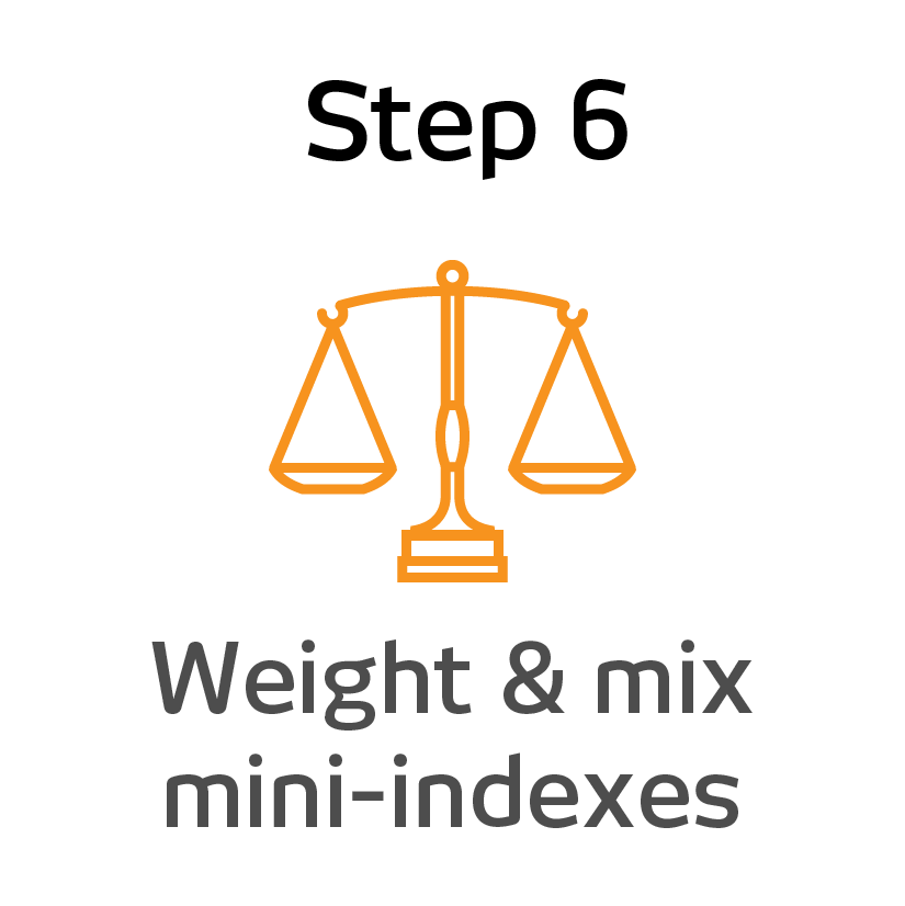 EPIK Step 6 - Weight and mix mini-indexes@3x