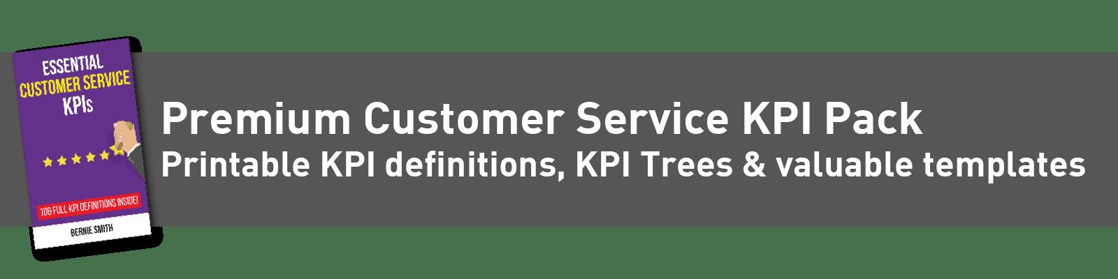 Customer Service Masthead - B