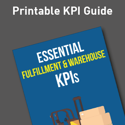 Fulfillment and Warehouse KPI Guide Ad image
