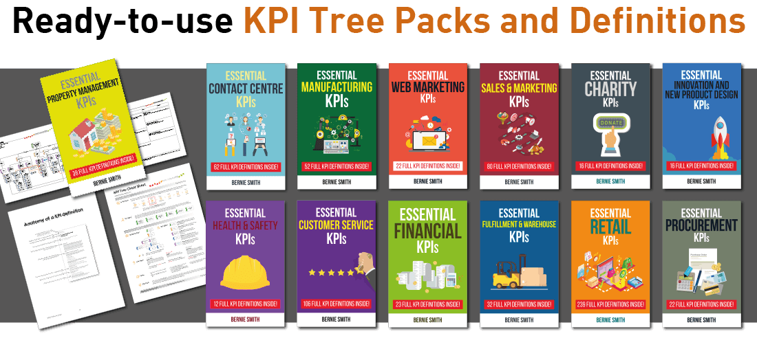 Premium KPI Tree and Definitions Advert