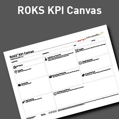 ROKS KPI Canvas Ad image
