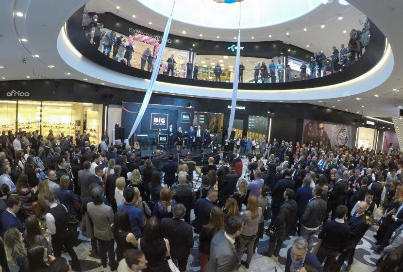 BIG FASHION (Belgrade Plaza) ha aperto al pubblico !