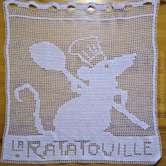 Ratatouille Bistrot-Vorhang