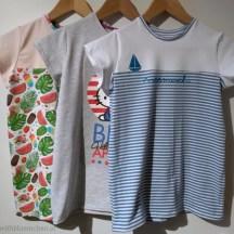 Sommerliche Shirts