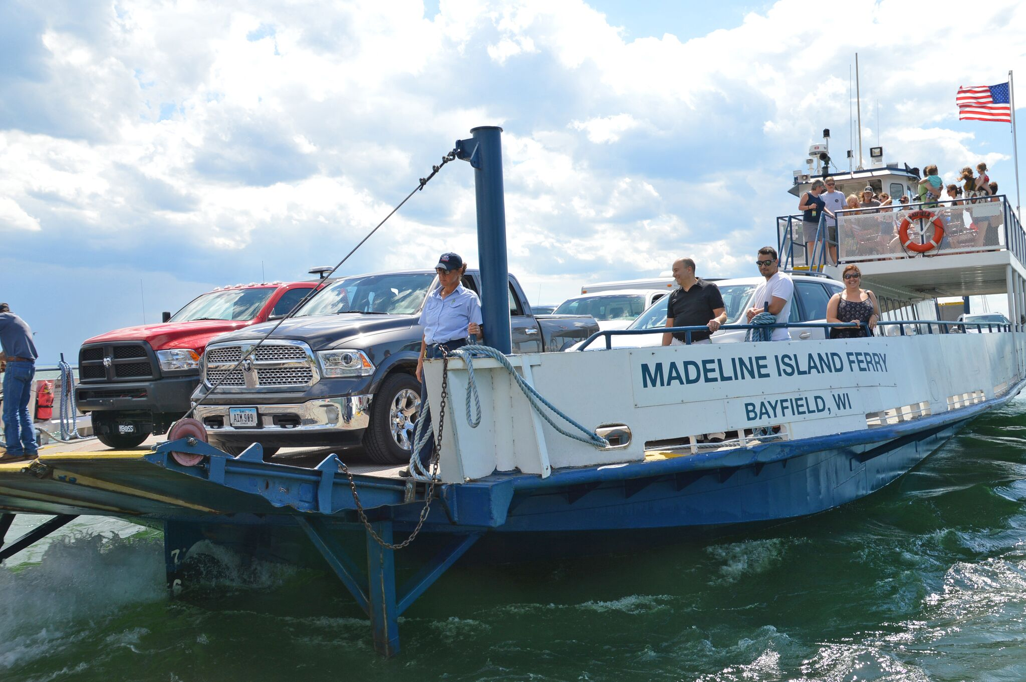 Ferry Safety Information