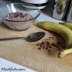 Banan-kakao-yoghurt