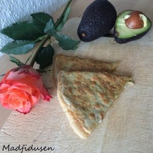 quesadilla avocado