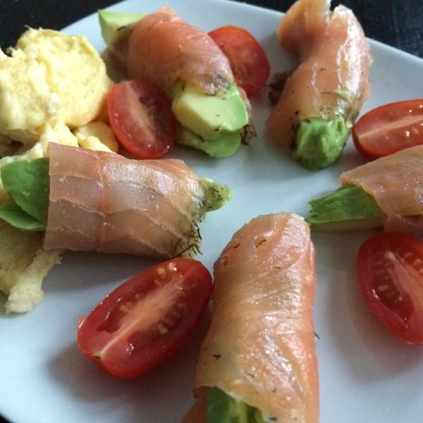 Avocado-laks