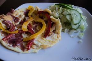 Oste-omelet