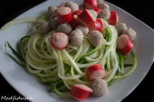 Squashghetti