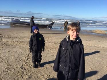 Vinterferie i Blokhus
