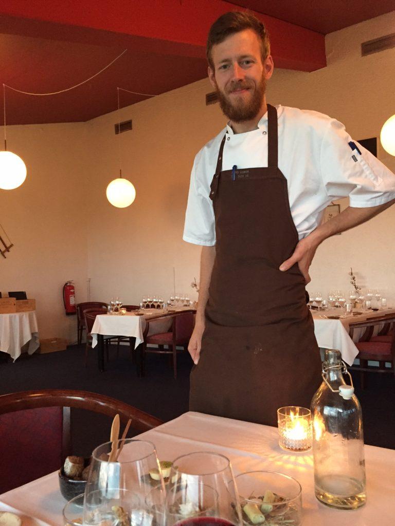 Madanmeldelse på Restaurant Fyrklit