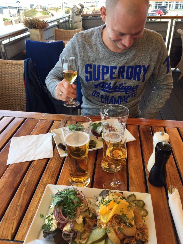 Gastronomisk ophold på Fyrklit i Hirtshals