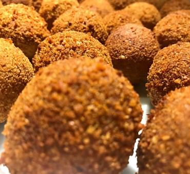 Hjemmelavede falafler – den dejlige smag af mellemøsten