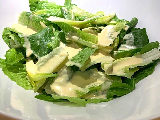 Nem og lækker Cæsarsalat