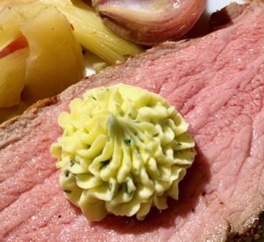 Nem og lækker bearnaisesmør til kød og kartofler