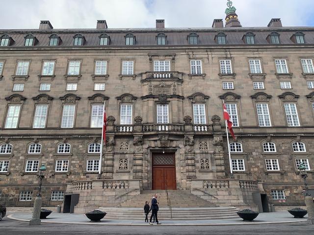 Christiansborg - Rejseguide til storbyferie i København med børn