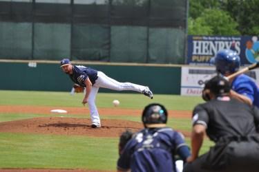 Padres prospect Logan Allen pitches for San Antonio Missions