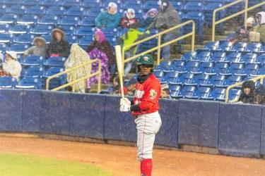 San Diego Padres Prospect Esteury Ruiz