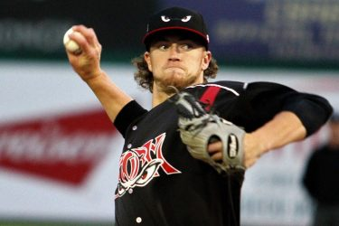 Padres prospect Chris Paddack pitches for Lake Elsinore Storm