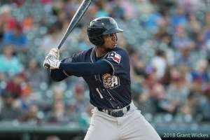 Padres prospect Rod Boykin bats for San Antonio Missions
