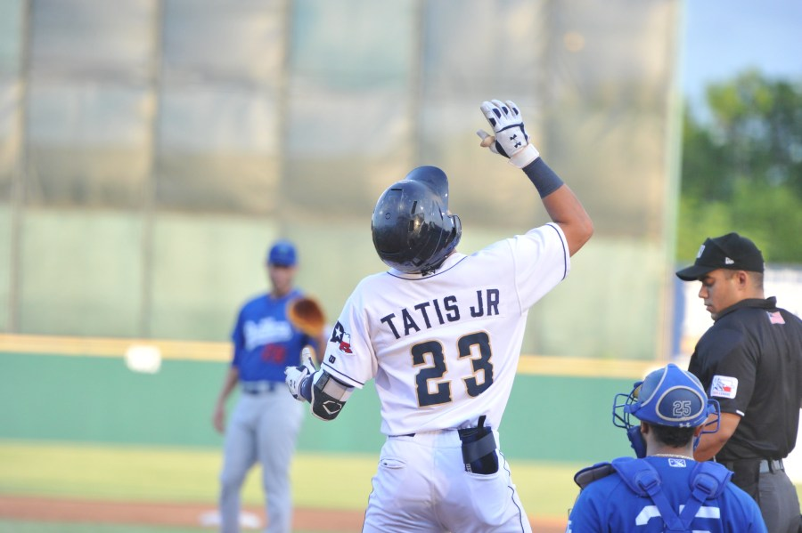 Fernando Tatis, Jr. is one of the top prospects in baseball.