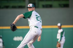 Padres prospect Mason Thompson pitches for Fort Wayne Tincaps