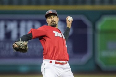Padres prospect Travis Radke pitches for Fort Wayne TinCaps