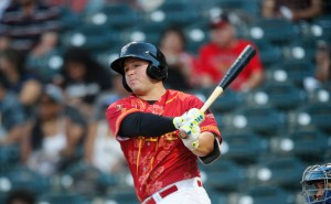 Ty France Padres prospect for El Paso Chihuahuas