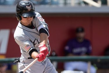 Padres prospect Luis Urias bats for El Paso Chihuahuas