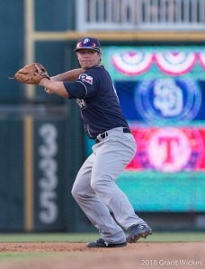 Padres prospect Ty France plays third base for San Antonio Missions