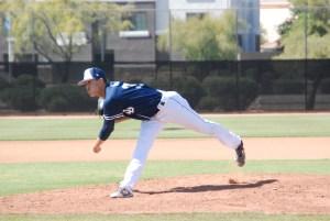 San Diego Padres LHP prospect Alex Vega