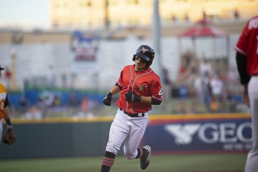 Padres prospect Luis Urías homers for El Paso Chihuahuas