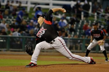 Mackenzie Gore delivers for Lake Elsinore Storm