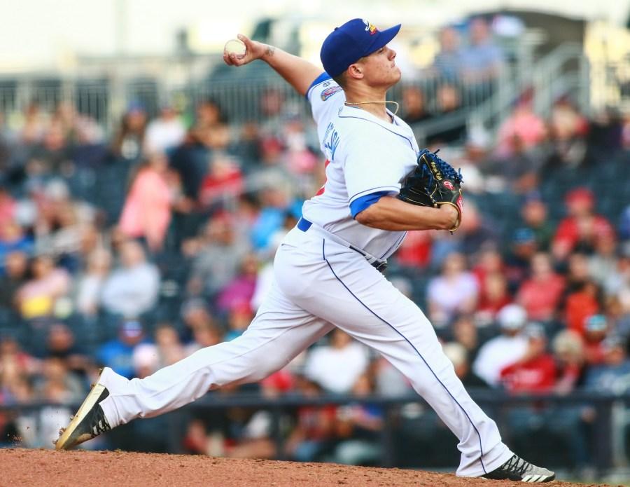 Adrian Morejon Padres pitching prospect