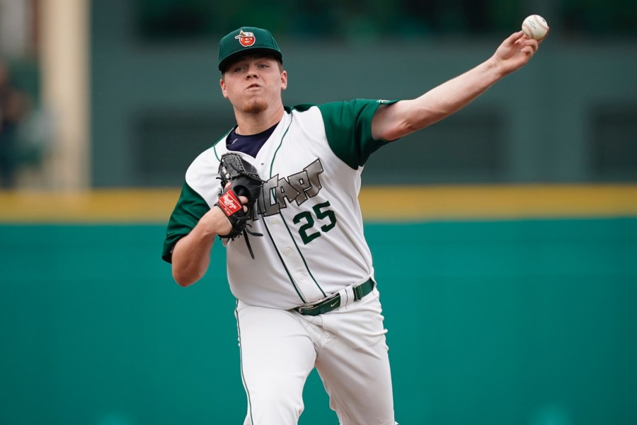 Padres prospect Ryan Weathers pitching for Fort Wayne TinCaps