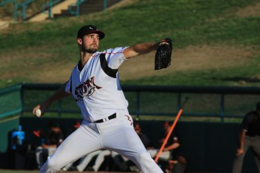 Padres pitcher Jacob Nix rehabbing for Lake Elsinore Storm