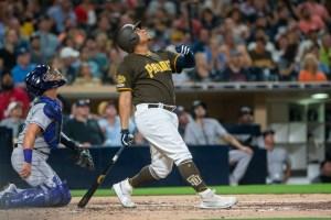 San Diego Padres slugger Josh Naylor