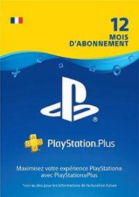 Carte Playstation Plus